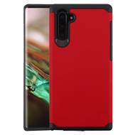 Hybrid Multi-Layer Armor Case for Samsung Galaxy Note 10 - Red