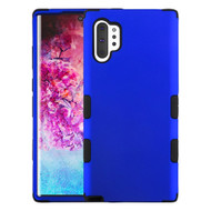 Military Grade Certified TUFF Hybrid Armor Case for Samsung Galaxy Note 10 Plus - Blue 005