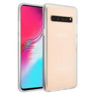 Frost Semi Transparent Hybrid Case for Samsung Galaxy S10 5G - White