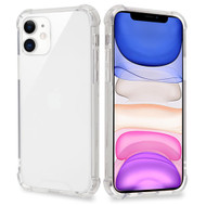 Polymer Transparent Hybrid Case for iPhone 11 - Clear