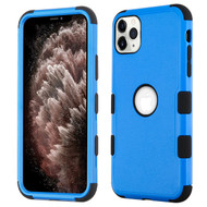 Military Grade Certified TUFF Hybrid Armor Case for iPhone 11 Pro Max - Blue