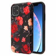 Fuse Slim Armor Hybrid Case for iPhone 11 - Roses
