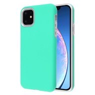 Fuse Slim Armor Hybrid Case for iPhone 11 - Teal Green