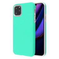 Fuse Slim Armor Hybrid Case for iPhone 11 Pro Max - Teal Green