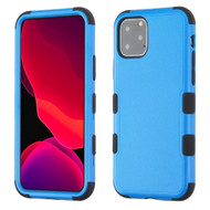 Military Grade Certified TUFF Hybrid Armor Case for iPhone 11 Pro - Blue