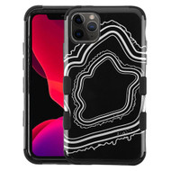 Military Grade Certified TUFF Hybrid Armor Case for iPhone 11 Pro - Agate Silver
