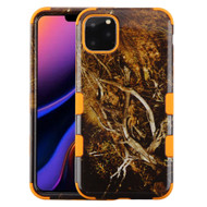 Military Grade Certified TUFF Hybrid Armor Case for iPhone 11 Pro Max - Tree Camouflage