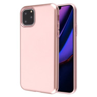 Fuse Slim Armor Hybrid Case for iPhone 11 Pro Max - Rose Gold