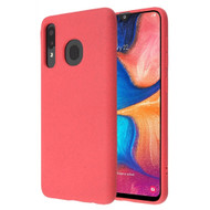 Eco Friendly Protective Case for Samsung Galaxy A50 / A20 - Coral Pink