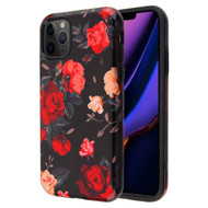 Fuse Slim Armor Hybrid Case for iPhone 11 Pro Max - Roses