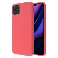Eco Friendly Protective Case for iPhone 11 Pro Max - Coral Pink