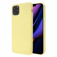 Eco Friendly Protective Case for iPhone 11 Pro Max - Yellow