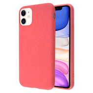 Eco Friendly Protective Case for iPhone 11 - Coral Pink