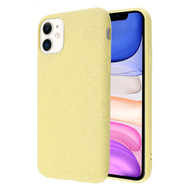Eco Friendly Protective Case for iPhone 11 - Yellow