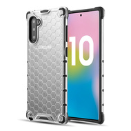 *Sale* Honeycomb Transparent Case for Samsung Galaxy Note 10 - Clear