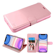 Element Series Book-Style Leather Folio Case for iPhone 11 - Pink