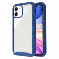*Sale* Tough Fusion-X 2-Piece Hybrid Armor Case for iPhone 11 - Splash Blue