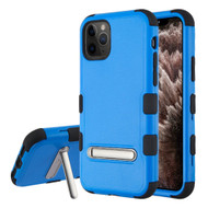 Military Grade Certified TUFF Hybrid Armor Case with Kickstand for iPhone 11 Pro Max - Blue