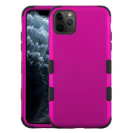 Military Grade Certified TUFF Hybrid Armor Case for iPhone 11 Pro - Hot Pink