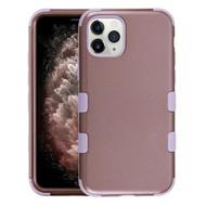 Military Grade Certified TUFF Hybrid Armor Case for iPhone 11 Pro - Maroon