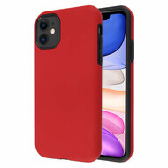 Fuse Slim Armor Hybrid Case for iPhone 11 - Red