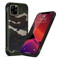 Tough Anti-Shock Hybrid Case for iPhone 11 Pro - Camouflage