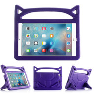 Kids Friendly Drop Resistant Case with Handle & Stand for iPad (2018/2017) / iPad Pro 9.7 / iPad Air 2 - Purple