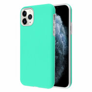 Fuse Slim Armor Hybrid Case for iPhone 11 Pro - Teal Green