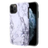 Fuse Slim Armor Hybrid Case for iPhone 11 Pro - Marble White