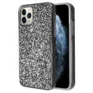 Desire Mosaic Crystal Hybrid Case for iPhone 11 Pro - Black