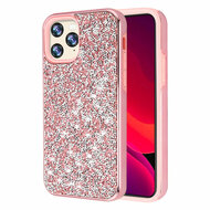 Desire Mosaic Crystal Hybrid Case for iPhone 11 Pro - Pink