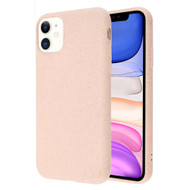 Eco Friendly Protective Case for iPhone 11 - Melon Pink