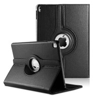 *FINAL SALE* 360 Degree Rotating Leather Hybrid Case for iPad Air 2 - Black