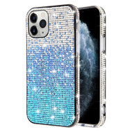 Sparks Mini Crystal Case for iPhone 11 Pro - Gradient Blue