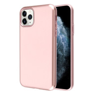 Fuse Slim Armor Hybrid Case for iPhone 11 Pro - Rose Gold