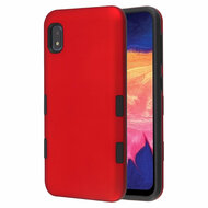 TUFF Subs Hybrid Armor Case for Samsung Galaxy A10e - Red