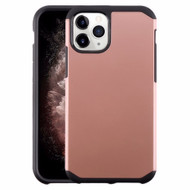 Hybrid Multi-Layer Armor Case for iPhone 11 Pro Max - Rose Gold