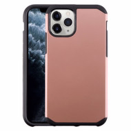 Hybrid Multi-Layer Armor Case for iPhone 11 Pro - Rose Gold