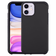 Hybrid Multi-Layer Armor Case for iPhone 11 - Black