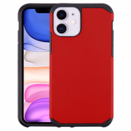 Hybrid Multi-Layer Armor Case for iPhone 11 - Red