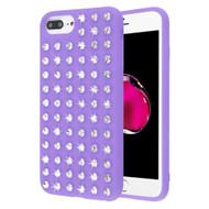 Dazzling Diamond TPU Case for iPhone 8 Plus / 7 Plus / 6S Plus / 6 Plus - Purple