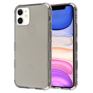 TUFF Klarity Lux Transparent TPU Case for iPhone 11 - Smoke