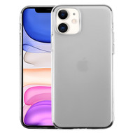 TPU Flexi Shield Gel Case for iPhone 11 - Clear