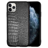 Executive Slim Shield Fusion Case for iPhone 11 Pro - Crocodile Black