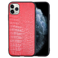 *Sale* Executive Slim Shield Fusion Case for iPhone 11 Pro - Crocodile Red