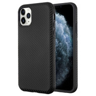 *Sale* Carbon Fiber Hybrid Case for iPhone 11 Pro - Black