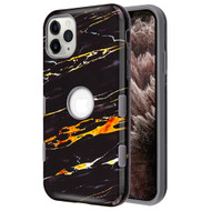 *Sale* TUFF Subs Hybrid Armor Case for iPhone 11 Pro Max - Marble Black Gold