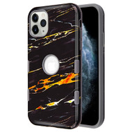 *Sale* TUFF Subs Hybrid Armor Case for iPhone 11 Pro - Marble Black Gold