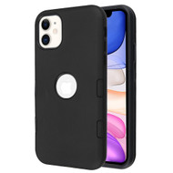 TUFF Subs Hybrid Armor Case for iPhone 11 - Black