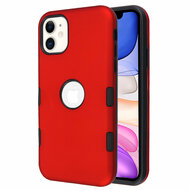 TUFF Subs Hybrid Armor Case for iPhone 11 - Red